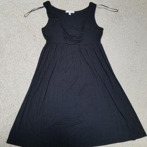 Black jersey Lucy and Laurel dress